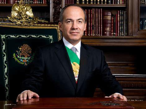 Felipe Calderon Hinojosa presenta su V Informe de Gobierno