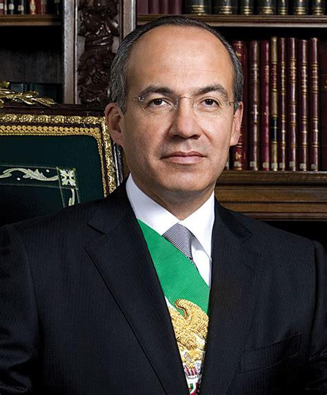 Felipe Calderón Hinojosa – Educación para la vida
