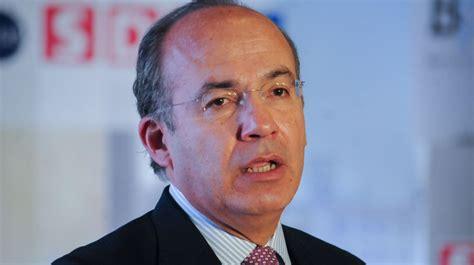 Felipe Calderón tiene deseos de Año Nuevo ¿Quiere bajar de ...