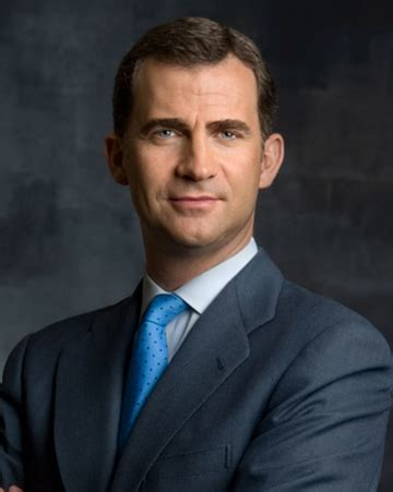 Felipe VI  King of Spain    On This Day