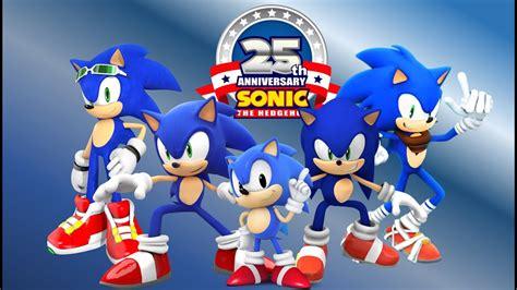 Feliz 25 Aniversario de Sonic The Hedgehog   Frases ...
