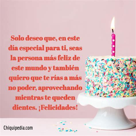 Feliz Cumpleaños: imágenes, mensajes, fotos y frases