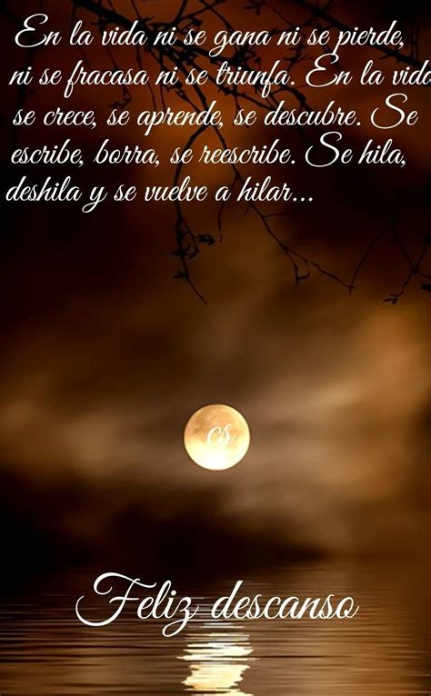 Felíz Descanso! | Buenas noches frases, Buenas noches ...