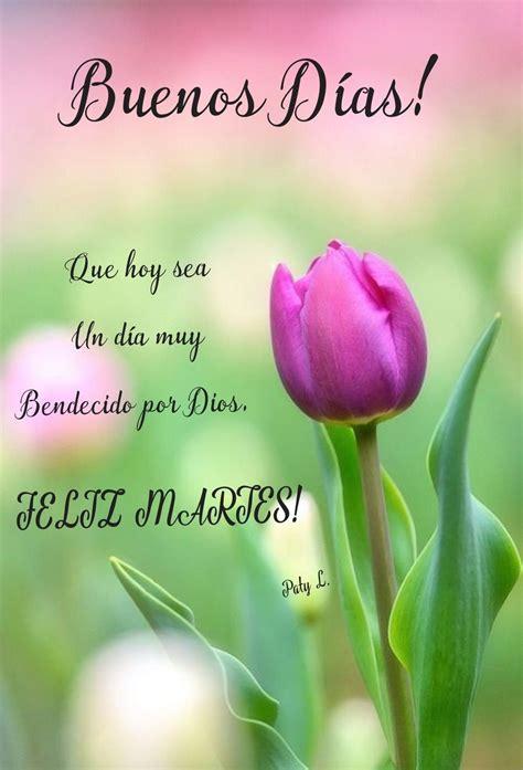 Feliz Martes para todos!!  ️ | Mensajes de feliz martes ...