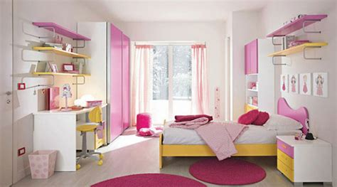 feminine girls bedroom plans   Iroonie.com