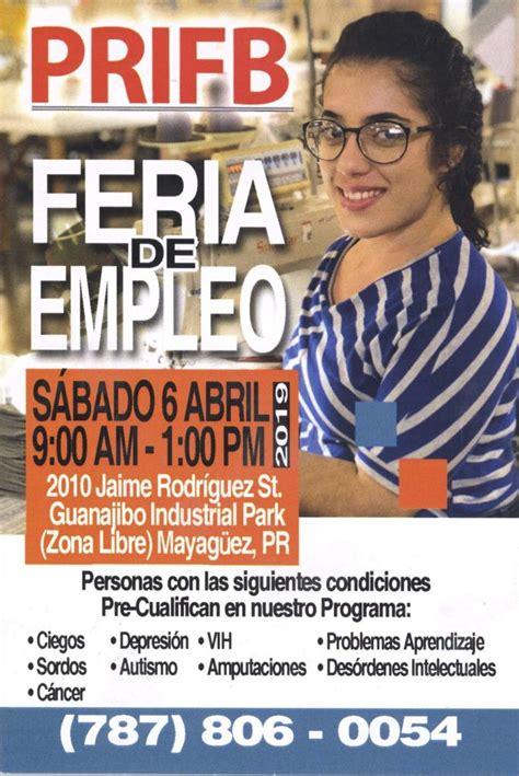 Feria de Empleo en Mayagüez   Aché T.O.P.