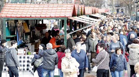 Feria de Santo Tomás en Bilbao y San Sebastián 21 de ...