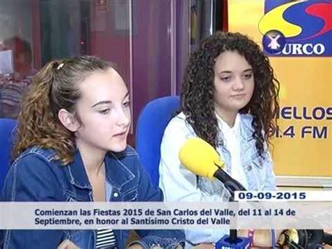 FERIA SAN CARLOS DEL VALLE   YouTube