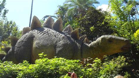 Férias em Orlando   Jurassic Park River Adventure  Full ...