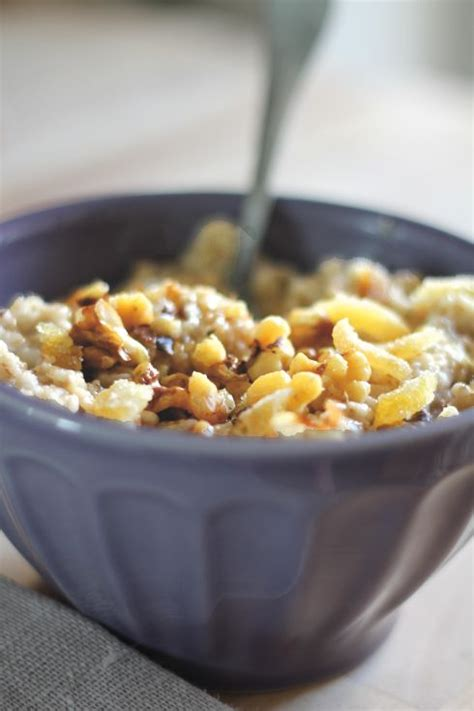 fermented/soaked oatmeal recipe:2 cups rolled oats 2 1/2 ...