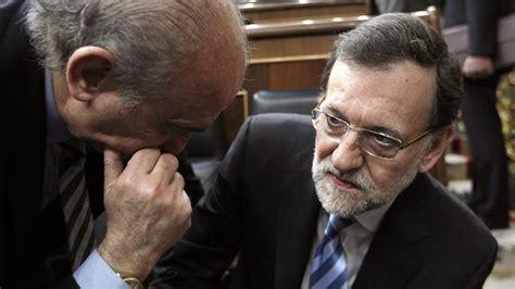Fernández Díaz aseguró que Mariano Rajoy conocía su ...