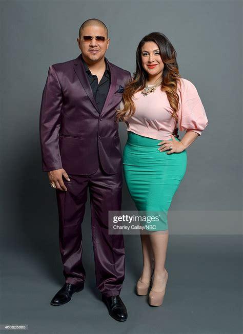 Fernando Vargas and Martha Lopez Vargas attend the 2014 ...