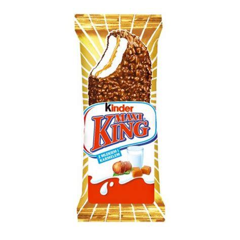 Ferrero Kinder Maxi King