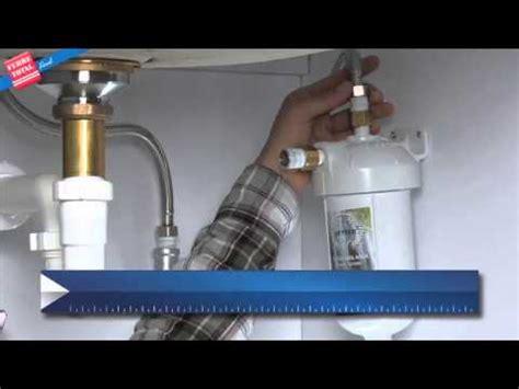 Ferretotal   ¿Cómo instalar un Filtro de Agua?   YouTube