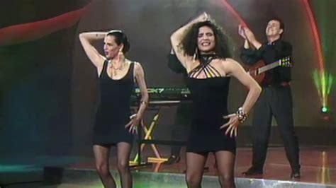 Festival de Eurovisión 1990   Azúcar Moreno cantó  Bandido