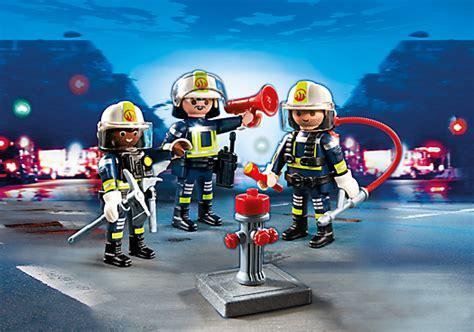 Feuerwehr Team   PM Germany PLAYMOBIL Deutschland ...