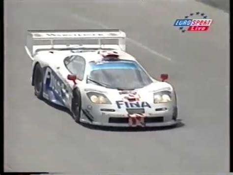 FIA GT 1997   Rd. 03   Helsinki   Race Review Part 4 ...