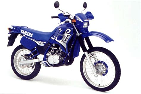 Ficha técnica da Yamaha DT 200 R 1994 a 1995