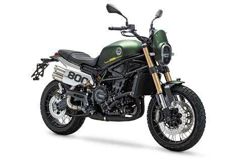 Ficha y Fotos de la moto Benelli Leoncino 800 Trail 2020
