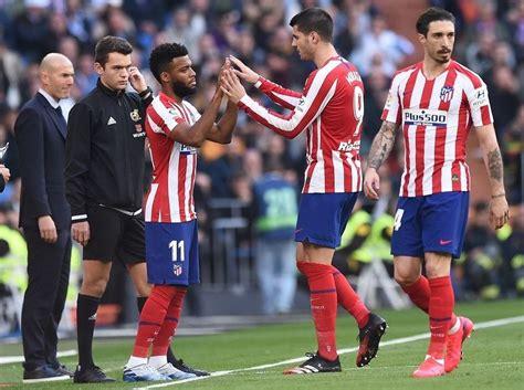 Fichajes del Atlético de Madrid 2020/2021: altas, bajas y ...