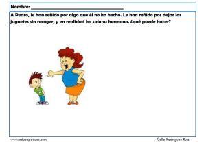 Fichas para trabajar las competencias sociales en niños y ...