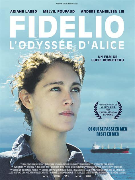 Fidelio, l'odyssée d'Alice   film 2014   AlloCiné