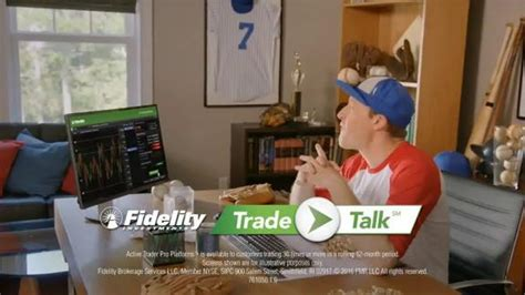 Fidelity Investments Active Trader Pro TV Commercial ...