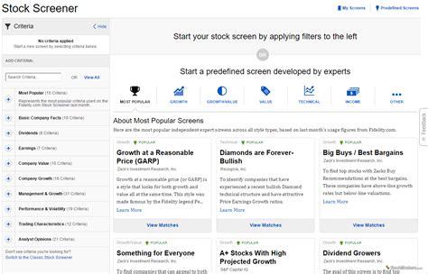Fidelity Review | StockBrokers.com