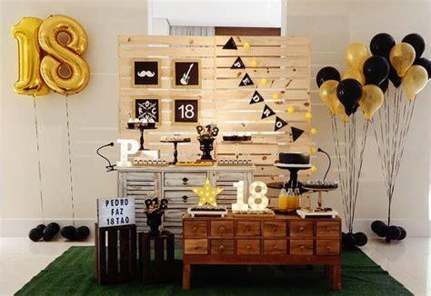 fiesta 18 años varones ideas   Como Organizar la Casa ...