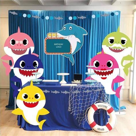 Fiesta Baby Shark   Organiza tu fiesta