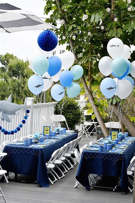 Fiesta de cumpleaños infantil al aire libre ideas de ...