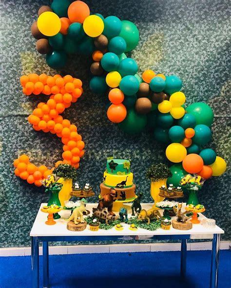 Fiesta de dinosaurios para niños | Guía para decorar ...
