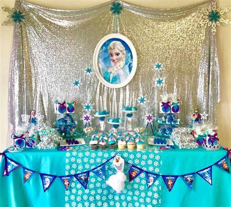 fiesta de frozen para nina 2   Decoracion de Fiestas ...