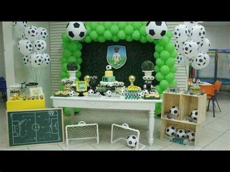 FIESTA DE FÚTBOL|2018|BIRTHDAY FOOTBALL|PARTY CHILDRENS ...