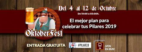 Fiesta de la Cerveza OktoberFest 2019 en el Parque de ...