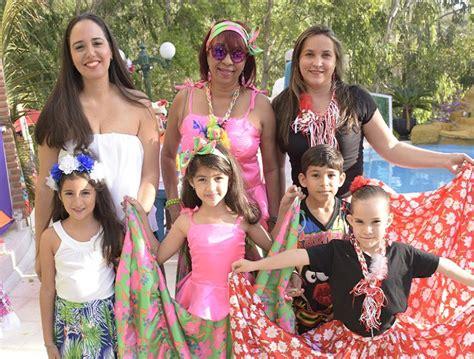 Fiesta de polleras en Pradomar   Revistas