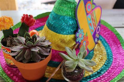 Fiesta: Easy Centerpiece Ideas   Shipwrecked on Fabulous ...