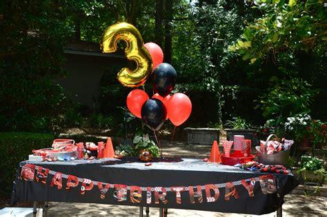 Fiesta infantil de Cars 3, decoracion para cumpleaños del ...