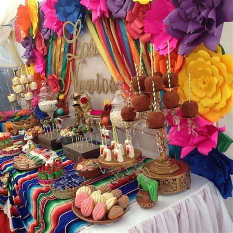 Fiesta / Mexican Bridal/Wedding Shower Party Ideas   Photo ...