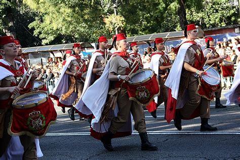 Fiesta Nacional de España o Día de la Hispanidad 2013 ...
