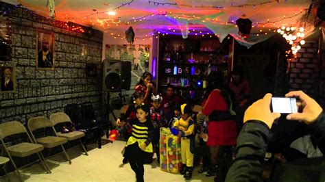 fiesta para niños halloween   YouTube