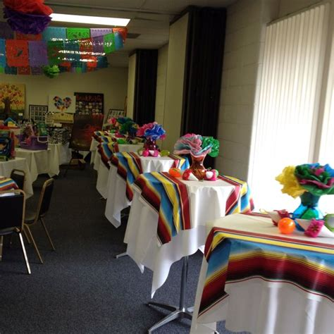 Fiesta Table Decoration ideas | Fiesta party, Mexican ...