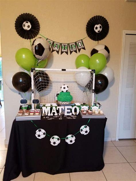 Fiesta tematica de fútbol  Party Soccer | Fiesta de ...