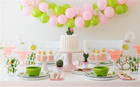 Fiesta temática para niños de cactus: ideas para decorar ...