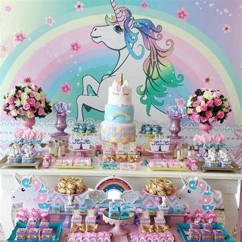 Fiesta unicornios 4   Organiza tu fiesta