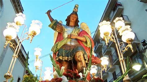 Fiestas de San Miguel Arcángel   YouTube