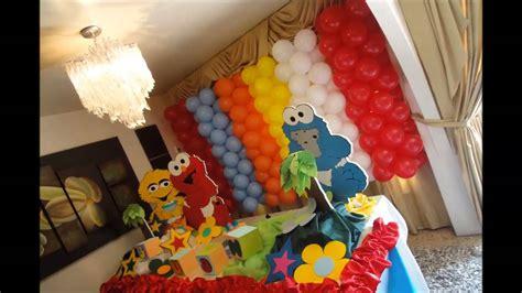 Fiestas infantiles de Elmo   YouTube