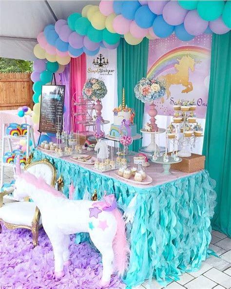 Fiestas infantiles de unicornios con las mejores ideas ...