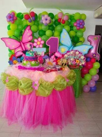 Fiestas infantiles y arreglos de mesa para piñatas ...