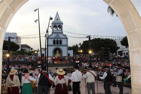 Fiestas Nuestra Señora del Rosario Puerto del Rosario 2017